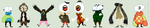 The Pixel Crew by UnknownSpy