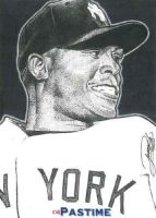 Mariano Rivera by JRosales1