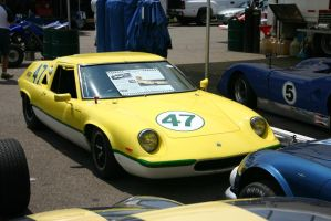 Lotus Europa by 914four