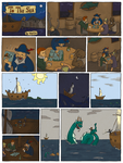 Artists FTW - To the Sea p1 by Auilix
