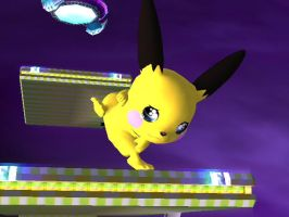 Don't Cry Pichu. by DMN666