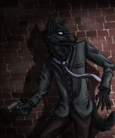 The Perfect Crime by Rabid-Lycan