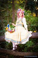 Kobato - Flower Maiden by bekalou-cosplay
