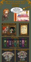 Japan Expo 2014 Hedrick's Product List by Hedrick-CS