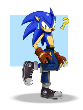 These aren't my clothes by ss2sonic