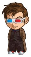 Doctor Who: 10th Doctor REDONE by cosplayscramble