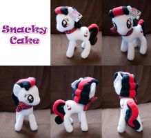 MLP OC Commission: Snacky Cake by ivy-cinder