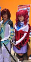 tales of graces cosplay by danixsophie