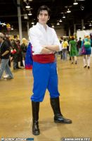 Prince Eric by Cardboard-Fortress