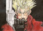 Vash the Stampede by DeAnnaLovesYouu97