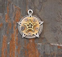 All My Stars Pendant by Ruger1911