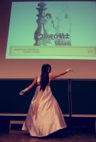 Yuuki Kuran- Princess (At Cosplay Show) by JaMs-Yy