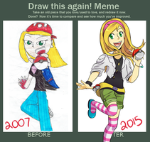 Draw this again! :D by viahunter