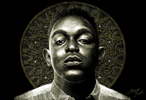King Kendrick by bramiac