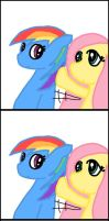 She doesn't love me! (MLP) by HannahDash