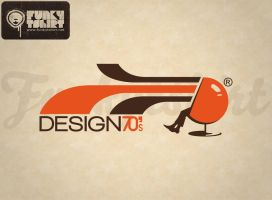 Design 70's by Funkytshirt