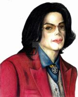 Michael Jackson by shierly85