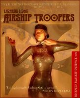 Airship Troopers by donaguirre