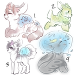 Free Halite Adopts - closed by Mousu