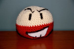 #101 electrode by pokecrochetchallenge