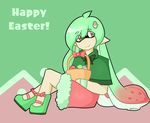 Happy Easter! by ReshiraDragon