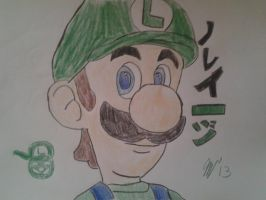 Luigi by jayteam