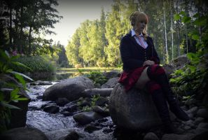 Umineko Beatrice cosplay by tutti-chan