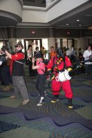 Megacon 2013: Team Fortress by pgw-Chaos