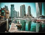Dubai Marina 1 by calimer00