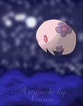 Munna Above the Clouds by Orion-the-Absol