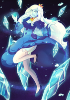 ice queen by pepaaminto