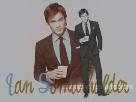 Ian Somerhalder by ElficaDraconis