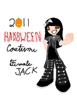 2011 Halloween Costume by Ulumi298