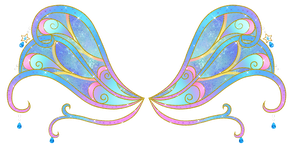 CM : Ashia Bloomix Wings by ColorfullWinx