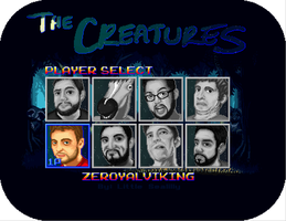 Creatures Pixelart Shirt nr. 5: ZeRoyalViking by LittleSealilly