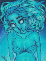 The Crystallization of Kida by owl00augen