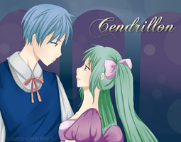 Cendrillon by eushi