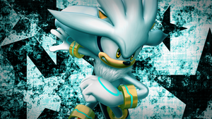 Silver the Hedgehog[26] by Light-Rock