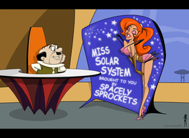 Miss Solar System 2 by d-a-g-n-a-b-i-t