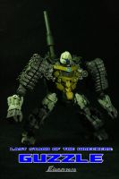 Wreckers: Guzzle by pentecil