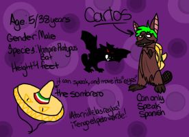 Carlos Reference by Chilun