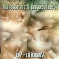 Abstract by Tomphy by Booler
