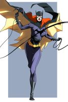 Young Justice Batgirl by CHUBETO