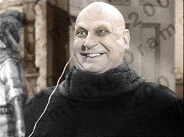 Uncle Fester by Dramphyr