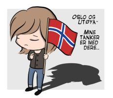 To my fellow Norwegians by Rimfrost