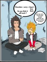 KH - BBS - Terra's Problem by KickBass77