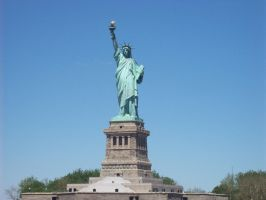 Statue of Liberty by withinmeloveresides1