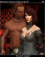 Moments of Dragon Age II 2 by maqeurious