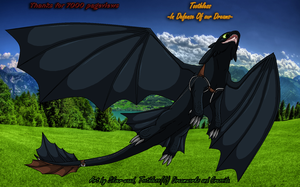 HTTYD - Thanks for 7000 views by Silver-weed