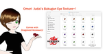 MMD Bakugan Eye Texture + DL by Omori-P